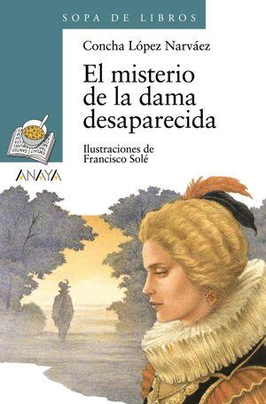 EL MISTERIO DE LA DAMA DESAPARECIDA