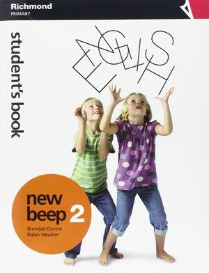 NEW BEEP 2 STUDENT'S PACK NACIONAL