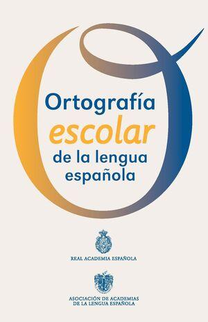 ORTOGRAFIA DE LA LENGUA ESPAÑOLA. CARTIL