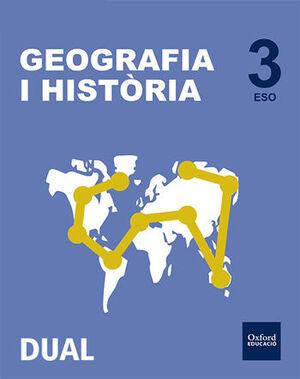 INICIA GEOGRAFIA I HISTÒRIA 3R ESO. LLIBRE DE L'ALUMNE