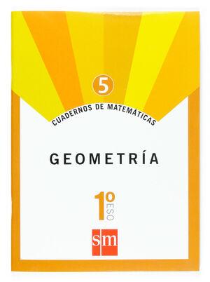MATEMATICAS 1º ESO CUAD 5 GEOMETRIA