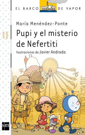 PUPI Y EL MISTERIO NEFERTITI (BVB)