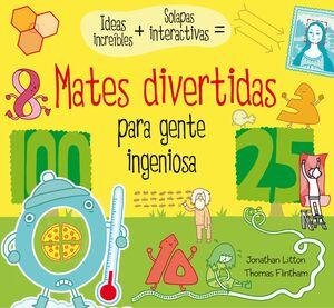 MATES DIVERTIDAS PARA GENTE INGENIOSA