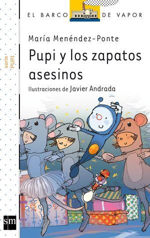 PUPI Y LOS ZAPATOS ASESINOS (BVB)