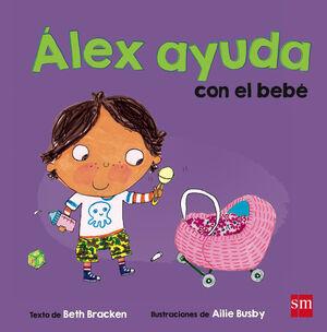 ALEX AYUDA CON EL BEBE 2