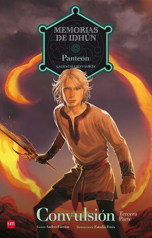 MEMORIAS DE IDHUN: PANTEON. CONVULSION [