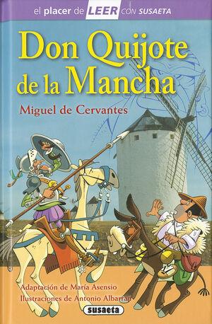 DON QUIJOTE DE LA MANCHA (PLACER DE LEER