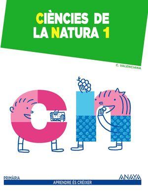 CIÈNCIES DE LA NATURA 1.