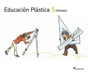 EDUCACION PLASTICA 5 EP 2014