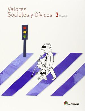 VALORES SOCIALES Y CIVICOS 3 PRIMARIA