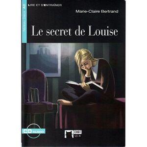LE SECRET DE LOUISE. LIVRE + CD