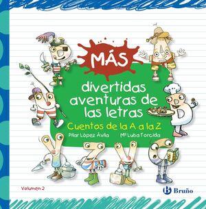MAS DIVERTIDAS AVENTURAS DE LAS LETRAS