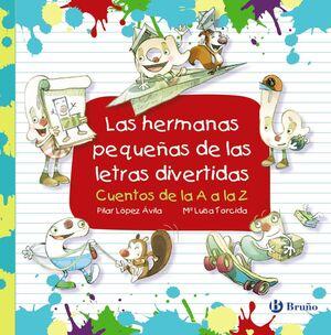 LAS HERMANAS PEQUEÑAS DE LAS LETRAS DIVERTIDAS