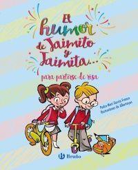 LOS CHISTES DE JAIMITO Y JAIMITA... PARA PARTIRSE DE RISA