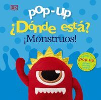 POP-UP. ¿DÓNDE ESTÁ? IMONSTRUOS!