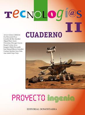TECNOLOGÍAS II - PROYECTO INGENIA. CUADERNO DE EJERCICIOS