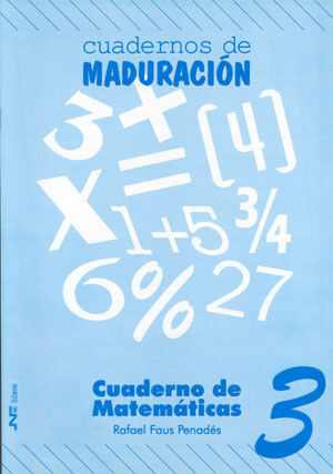 CUADERNOS DE MADURACIÓN. 3