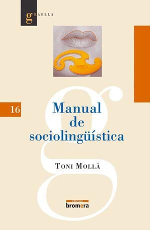 MANUAL DE SOCIOLINGÜÍSTICA