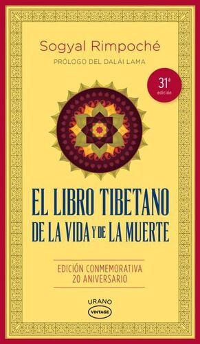 LIBRO TIBETANO DE LA VIDA Y DE LA MUERTE