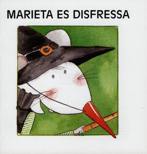 MARIETA ES DISFRESSA