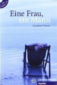 EINE FRAU, EIN MANN LIBRO+CD-AUDIO