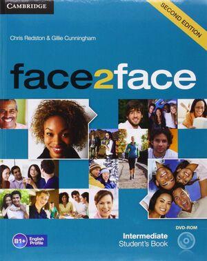 FACE2FACE INTERMEDIATE SB  2013