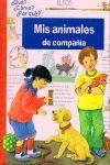 MIS ANIMALES DE COMPAÑÍA