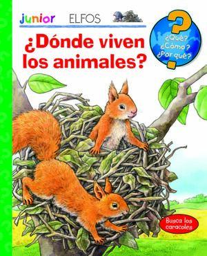 DONDE VIVEN LOS ANIMALES? (21) QUE? COMO