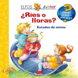 RIES O LLORAS? (QUE?, COMO?, POR QUE?)