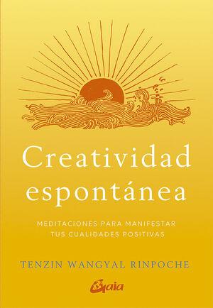 CREATIVIDAD ESPONTÁNEA