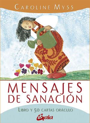 MENSAJES DE SANACIÓN