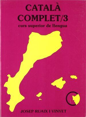 CATALA COMPLET 3/RUAIX