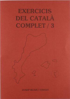 EXERCICIS DEL CATALÀ COMPLET 3