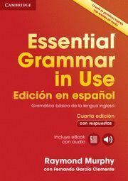 ESSEN GRAM USE SPANISH 4ED KEY/INTERACTI