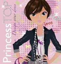 PRINCESS TOP. DESIGN YOUR DRESS