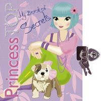 PRINCESS TOP MY SECRET DIARY