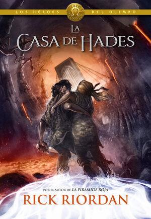 CASA DE HADES (LOS HEROES DL OLIMPO 4)