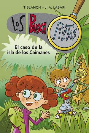 BUSCAPISTAS 5. EL CASO DE LA ISLA DE LOS