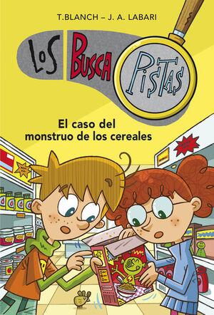 BUSCAPISTAS 6. EL CASO DEL MONSTRUO DE L