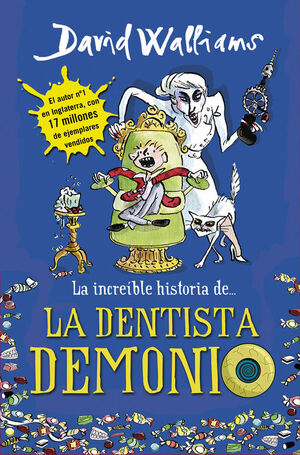 INCREIBLE HISTORIA DE...LA DENTISTA DEMO