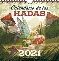 2021 CALENDARIO DE LAS HADAS