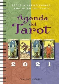 2021 AGENDA DEL TAROT