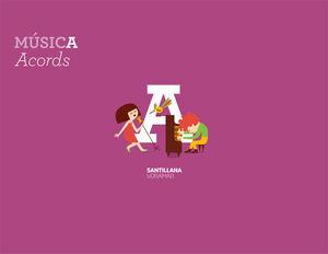 MUSICA ACORDS 6 PRIMARIA