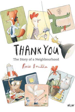 THANK YOU STORY OF A NEIGHBOURHOOD