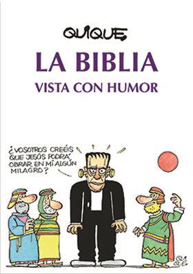 LA BIBLIA VISTA CON HUMOR