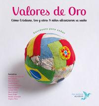 VALORES DE ORO