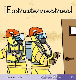 ¡EXTRATERRESTRES!