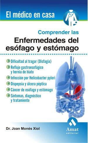 COMPRENDER LAS ENFERMEDADES DEL ESÓFAGO Y ESTÓMAGO