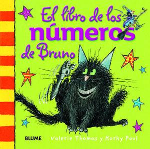 LIBRO DE LOS NUMEROS DE BRUNO, EL