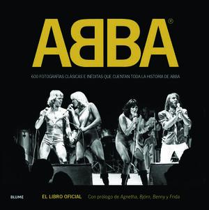 ABBA.600 FOTOGRAFIAS.LIBRO OFICIAL